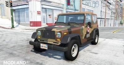 Ibishu Hopper North Korean Army [0.11.0]